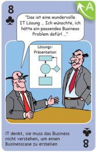 Fehlendes Businessverständnis