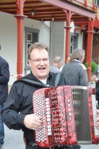 z'Hansrüedi anlässlich dem ITIL-Forum Schweiz 2012