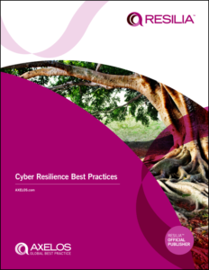 Resilia - Cyver Resilience Best Practices