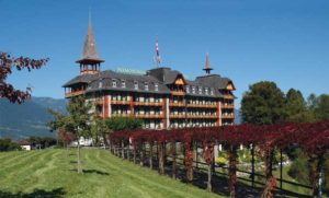 Paxmontana Jugendstil Hotel