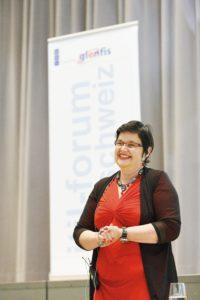 ITIL-Forum Schweiz 2012 - Monika Herbstrith
