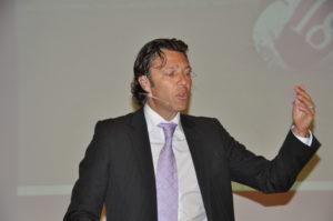 Urs Meier anlässlich dem ITIL-Forum Schweiz vom 6.6.2012