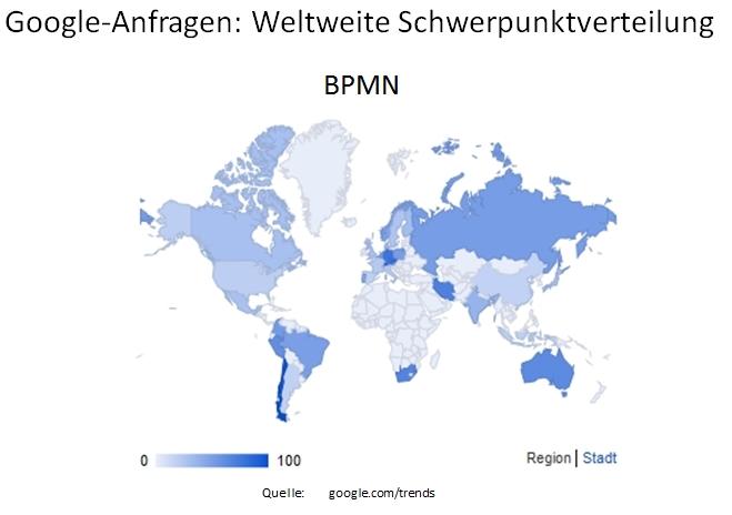 Die Welt beschäftigt sich derzeit intensiv mit BPMN