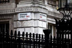 Downing Street - Tafelsilber verscherbelt