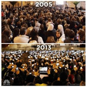 Papst-Besuch 2005-2013