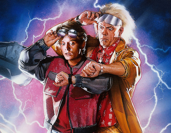 Back to the Future - der FIlm