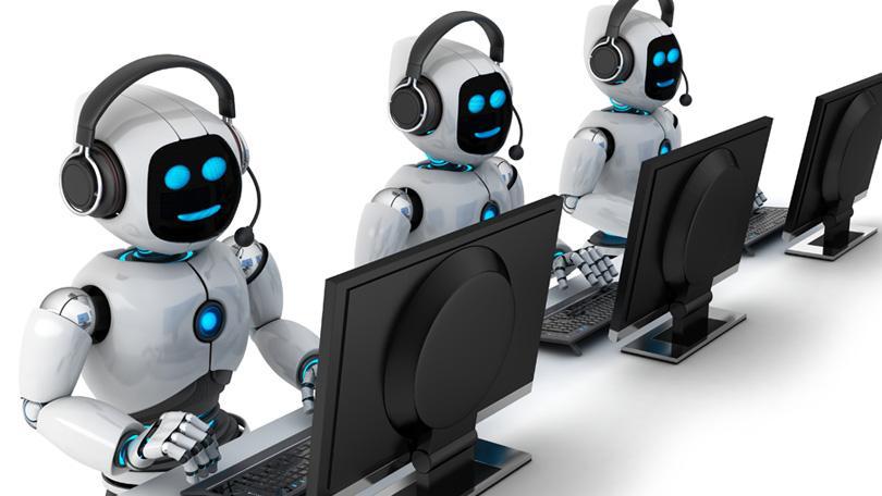 Machine Learning Robots