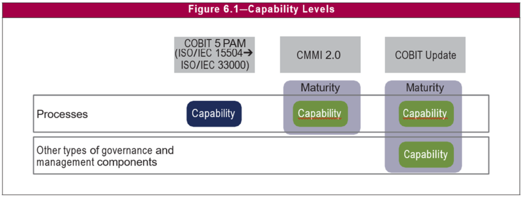 COBIT 2019 - COBIT Performance Management (CPM) (Copyright ISACA)