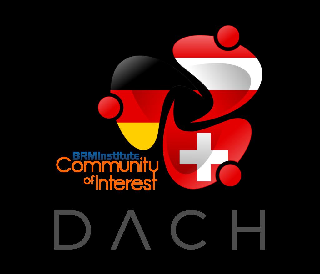 Logo BRM CoI DACH