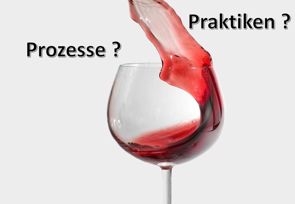 ITIL4 – Praktiken versus Prozesse. Kein alter Wein in neuen Schläuchen.