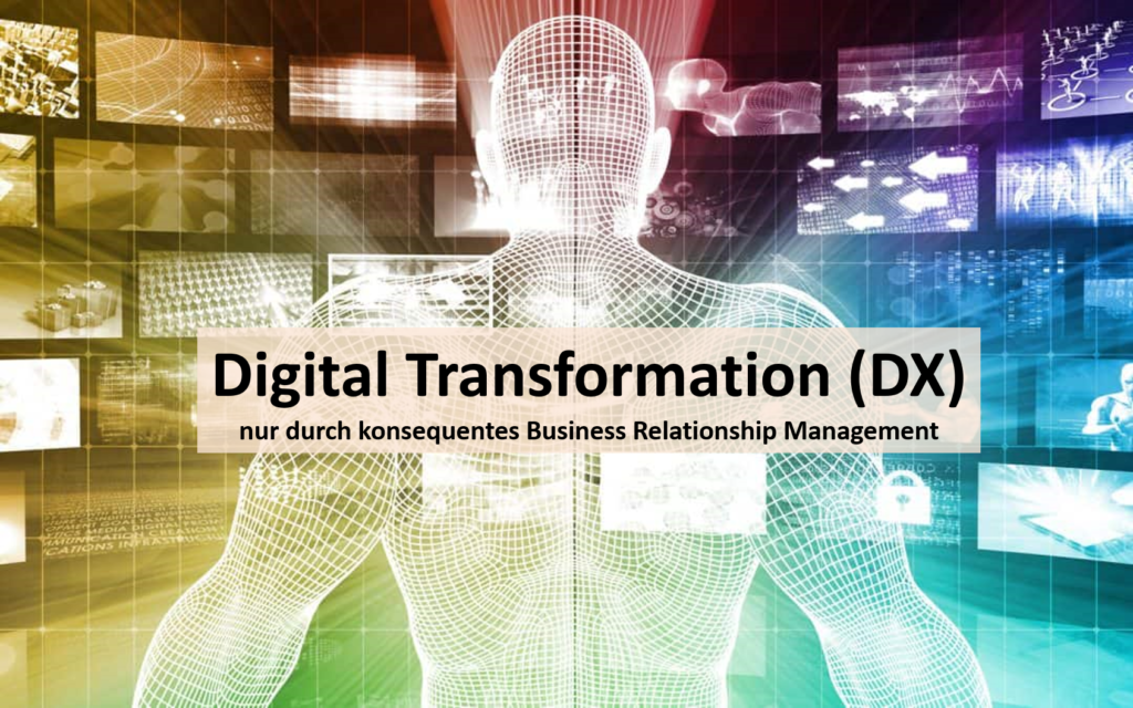 Wie geht Digitale Transformation (DX)?