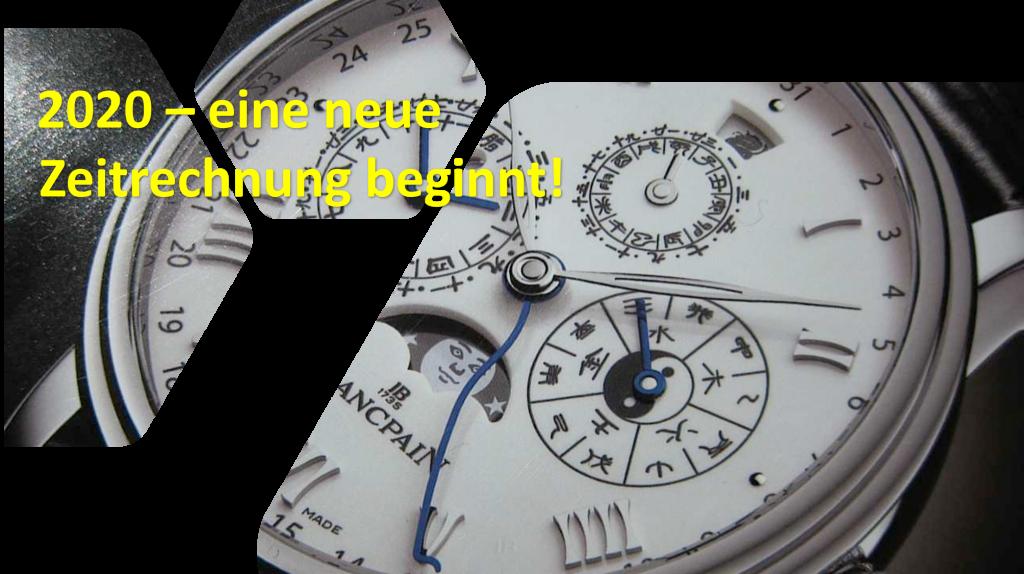 2020 – eine neue Zeitrechnung für IT-Organisationen beginnt!