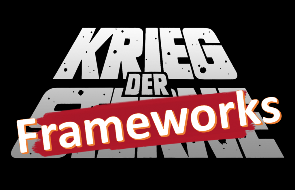 Krieg der IT-Management Frameworks
